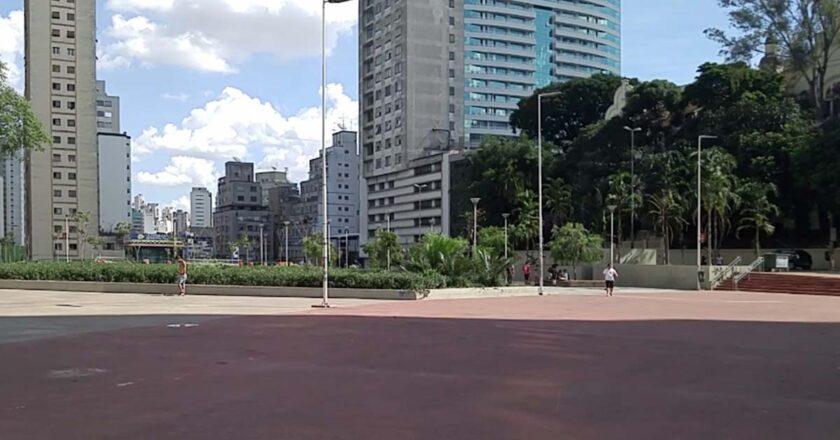 Praça Roosevelt